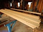 床材の製材