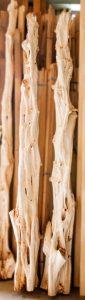 欄間用木材
