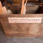 端材用の箱
